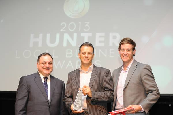 Hunter Business Awards Winners