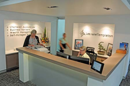 Leenane Templeton Reception Newcastle, Australia