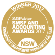 SMSF Accounting Awards NSW