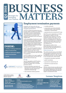 Business Matters January 2016 Newcastle