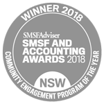 Accounting and SMSF Award winner 2019