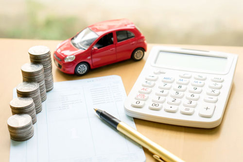 car expenses tax return ATO